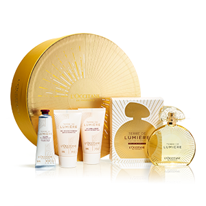 Terre de Lumière Gold Edition Perfume Giftset 90 ml
