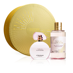 Terre de Lumière L'Eau Perfume Giftset 50 ml