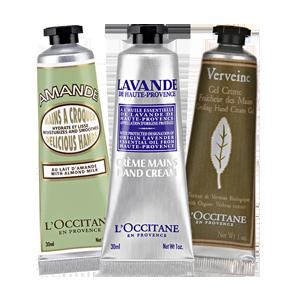 Trio Hand Creams met de geur van de Provence