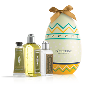 Verbena fresh Easter egg  | L'OCCITANE
