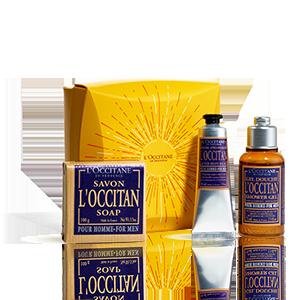 Verfrissende Occitan Mini Giftset