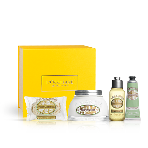 Almond Refining Consentrate giftset