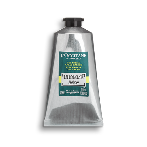 Cédrat L'Homme Cologne Aftershave-gelcrème 75ml
