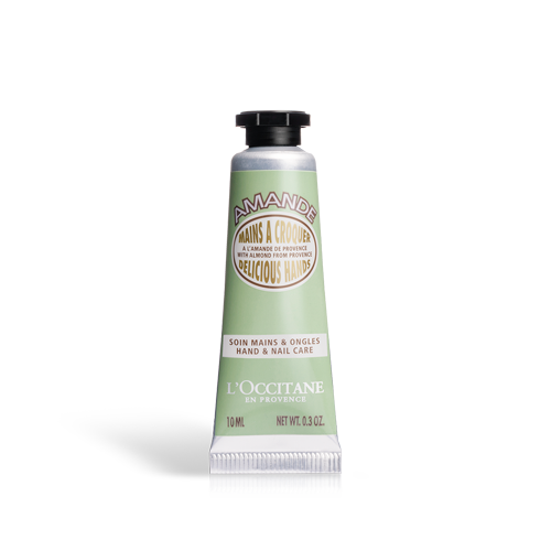Crème Mains Amande 10 ml