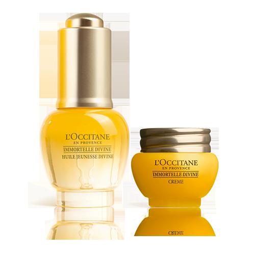 Divine Duo Cream & Oil