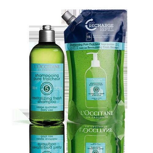 Duo Aromachology Revitalizing Fresh Shampoo