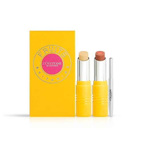 Giftset Lipstick Duo Nude Infusion