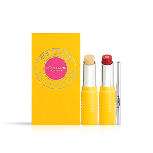 Giftset Lipstick Duo Red-Y to play?