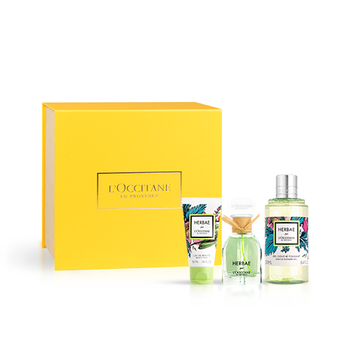 Giftset Parfum Herbae par L'OCCITANE