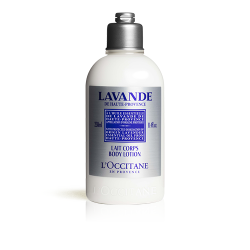 Lavender Body Milk