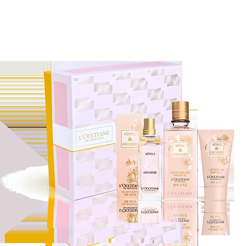 Néroli & Orchidée Parfum Giftset
