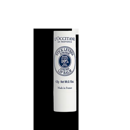 Shea Butter Ultra Rich Lip Balm 4,5 gr