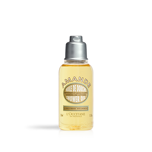 Uw Almond Shower Oil Tasje