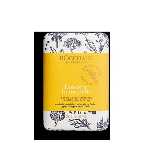 Positieve zeep voor het lichaam Douceur d'Immortelle 200 ml