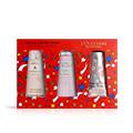 CASTELBAJAC Paris Floral Hand Cream Trio