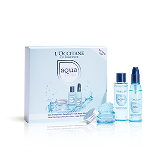 Aqua Réotier Ultra Thirst-Quenching Gel Kit