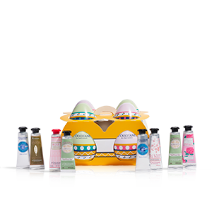 4 Easter eggs giftset | L'OCCITANE
