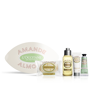 Almond body care giftset | L'OCCITANE