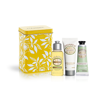 Almond body giftset| L'OCCITANE