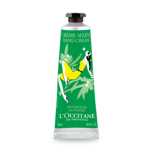 Almond Limited Edition Hand Cream