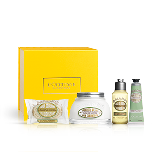 Almond refining concentrate giftset | L'OCCITANE