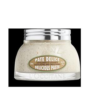 Almond Scrubcrème