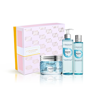 Aqua Réotier Ultra Thirst-Quenching Gel Giftset