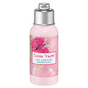 Cerisier Pastel Shower Gel