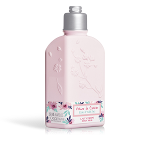 Cherry Blossom Eau Fraîche Body Milk  - L'OCCITANE