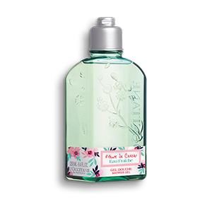 Cherry Blossom Eau Fraîche Shower Gel - L'OCCITANE