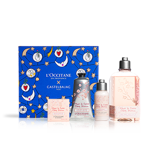 Cherry Blossom Kerst Giftset | L'OCCITANE