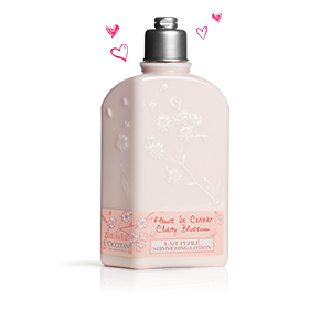 Cherry Blossom Shimmering Lotion