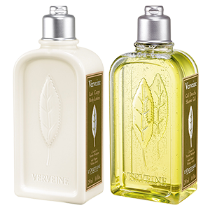 Citrus Verbena Shower Duo