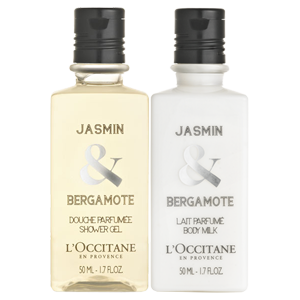 DuoShower Gel en Body Milk Jasmin & Bergamote