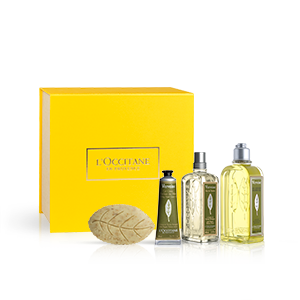 Giftset parfum Verbena   L'OCCITANE