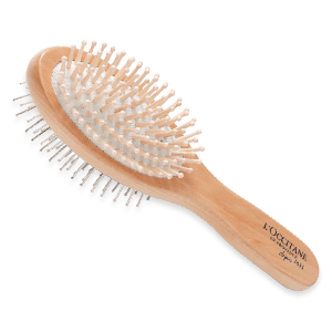 Haarborstel 2 in 1