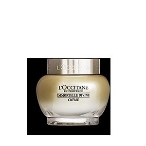 Immortelle Divine Crème | L'Occitane | Limited Edition 10 jaar