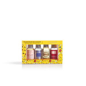 Kerst Perfumed Shower Gel Quatuor | L'OCCITANE