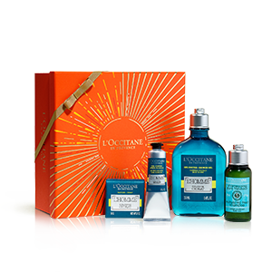 L'Homme Cologne Cedrat Lichaamsverzorging Giftset