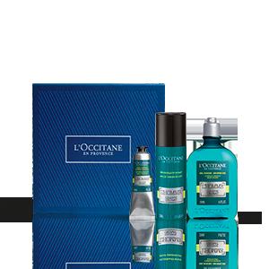 L'Homme Cologne Cédrat Bath Giftset | L'OCCITANE