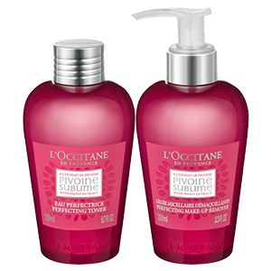 Make-Up Remover Gel & Perfecting Water Duo