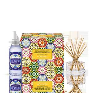 Mas des Lavendes Home Perfume Diffuser Kit