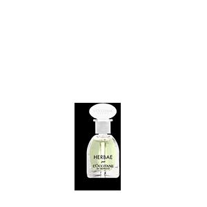 Miniature de parfum - groene en bloeige geur   L'OCCITANE