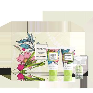 Ontdekking Giftset Herbae par L'OCCITANE