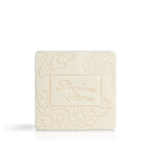 Pivoine Flora Flower Soap