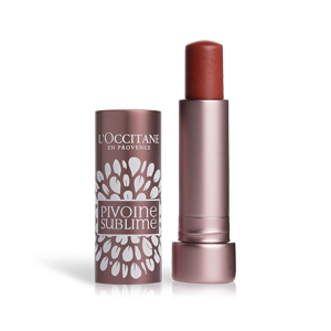 Pivoine Sublime Tinted Lip Balm Rose Amber