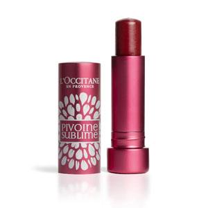 Pivoine Sublime Tinted Lip Balm Rose Plum