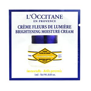 Proefje Immortelle Brightening Cream