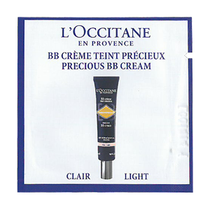 Proefje Immortelle Precious BB Cream Teint SPF 30 - Light Shade