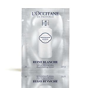 Proefje Reine Blanche Illuminating Toner